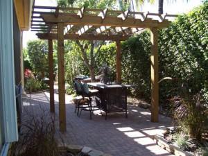 Landscape Plants Design of Home